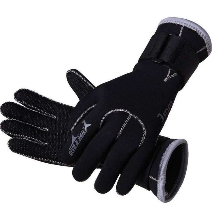 1 pair 2015 New 3mm Neoprene Diving Gloves High Quality Gloves for Swimming Keep Warm Swimming Diving Equipment Free Shipping