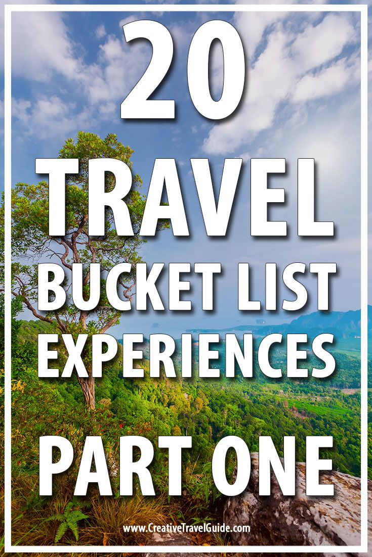 To help me daydream, I asked other travel bloggers what their bucket list experiences are and to share those amazing moments when they achieved their bucket list dream! AND this is just part one!