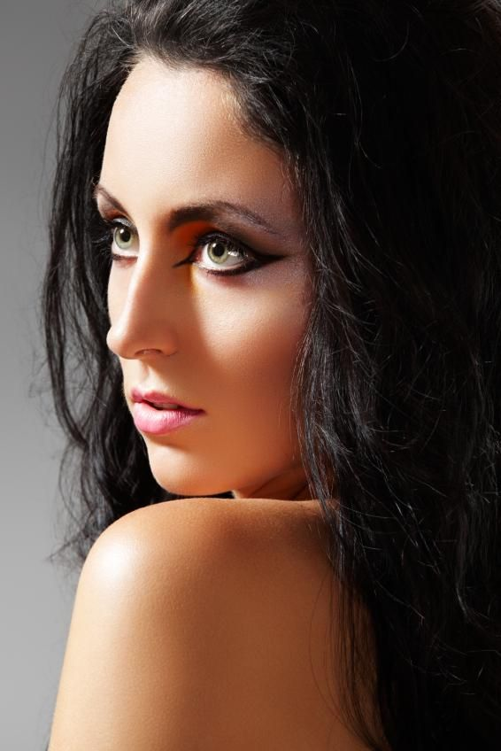 sexy make-up