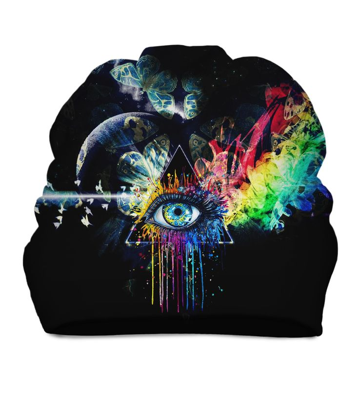 Now something special only for real GUGU fans! Have you ever dreamed about all of our bestsellers? Now we give you a chance to make dreams come true. Pink Floyd, Fullprint and Butterflies met on one sweater creating another crazy design in our collection.