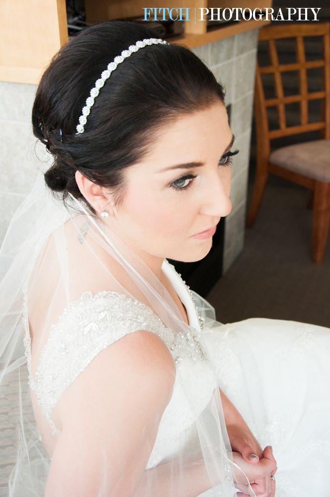 Gorgeous wedding makeup on this bride with eyelashes for days! Stunning! #weddingmakeup #bride #beautiful #weddingphotography