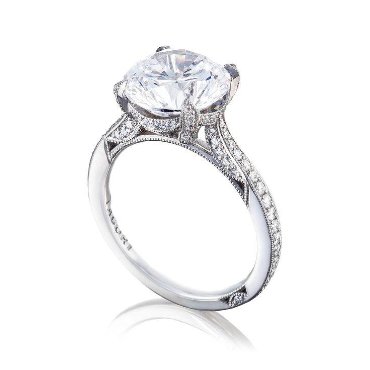 Tacori Engagement Rings HT2627RD10