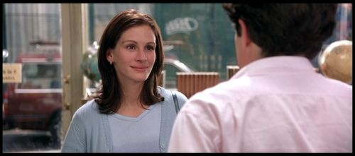 """Don't forget, I'm also just a girl, standing in front of a boy, asking him to love her"" - the ultimate tear moment from Notting Hill"