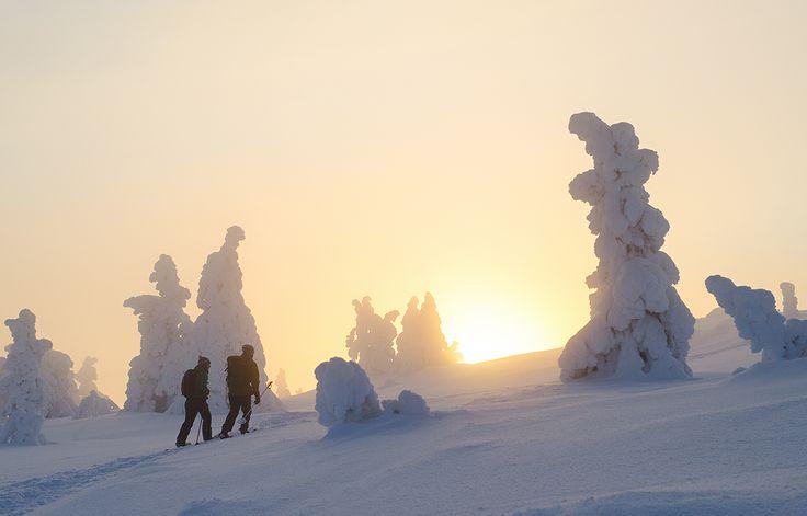 Ylläs / Äkäslompolo / Lapland / Finland