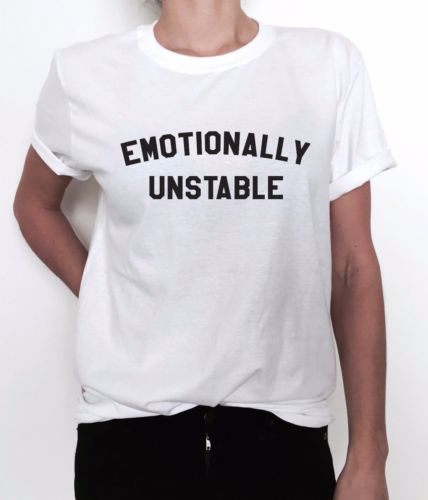 Dating emotionally unstable woman