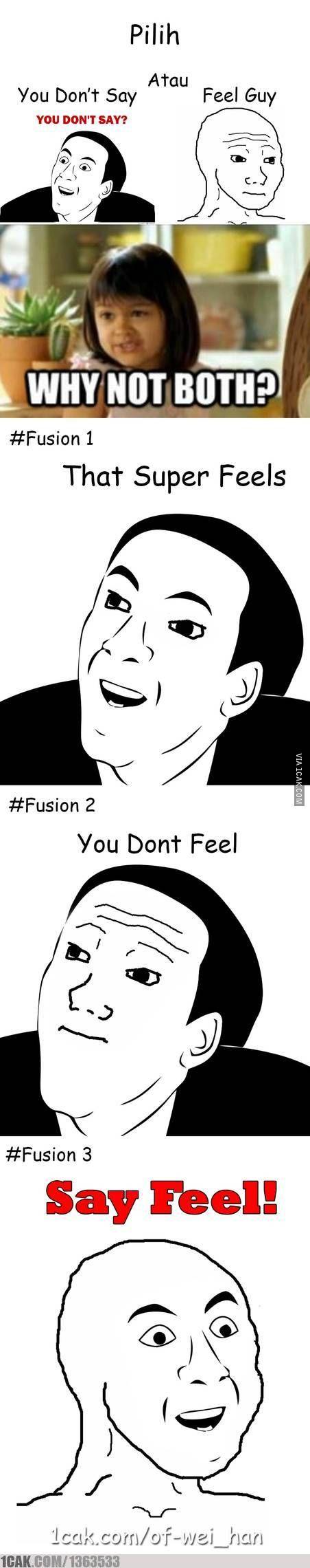Yds And Feelguy Meme Indonesia Lucu V V Pinterest