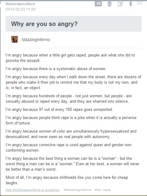 This is powerful. Source credit: This is Rape Culture…