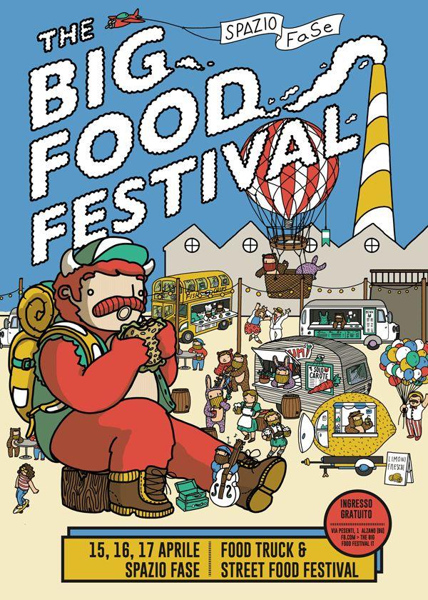 The Big Food Festival 2016
