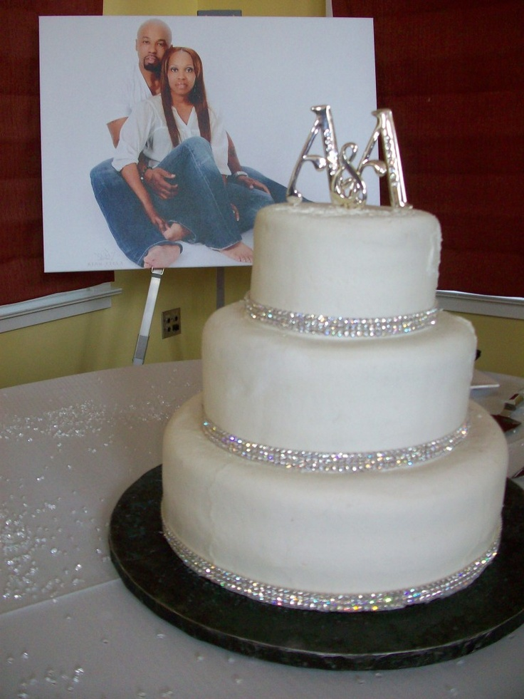 Simple But Elegant Wedding Cakes