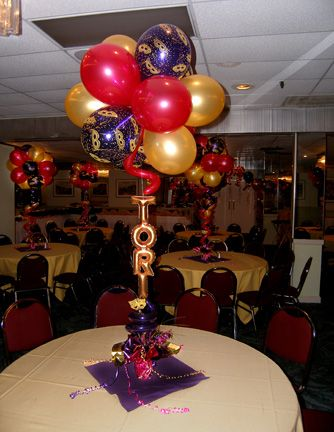 17 best images about mardi gras theme on pinterest mardi for Balloon decoration los angeles