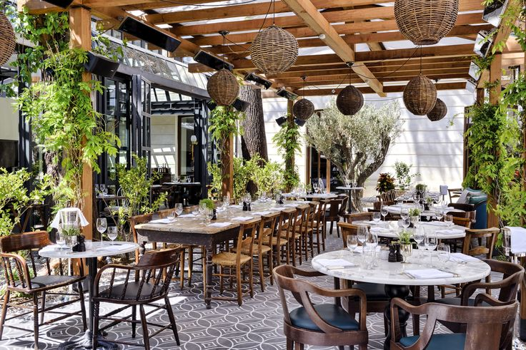 SoHo House, Rooftop restaurant in California - Google Search