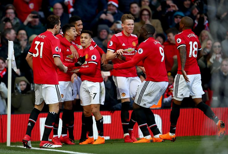 Manchester United 2 Chelsea 1