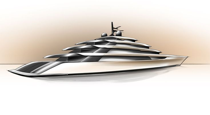 A design concept for an innovative 115m from Mulder Design