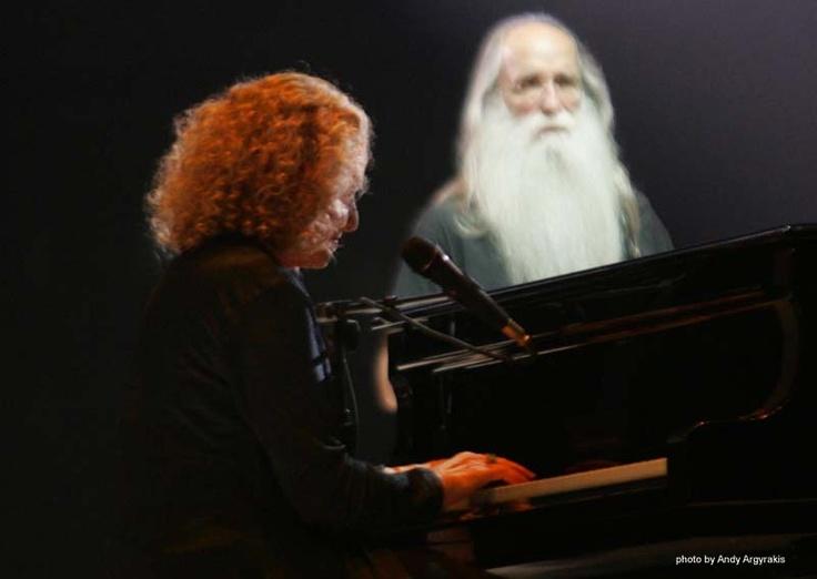 Carole King & Leland Sklar