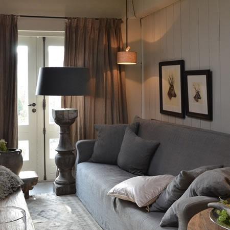66 best landelijke woonkamer images on pinterest, Deco ideeën
