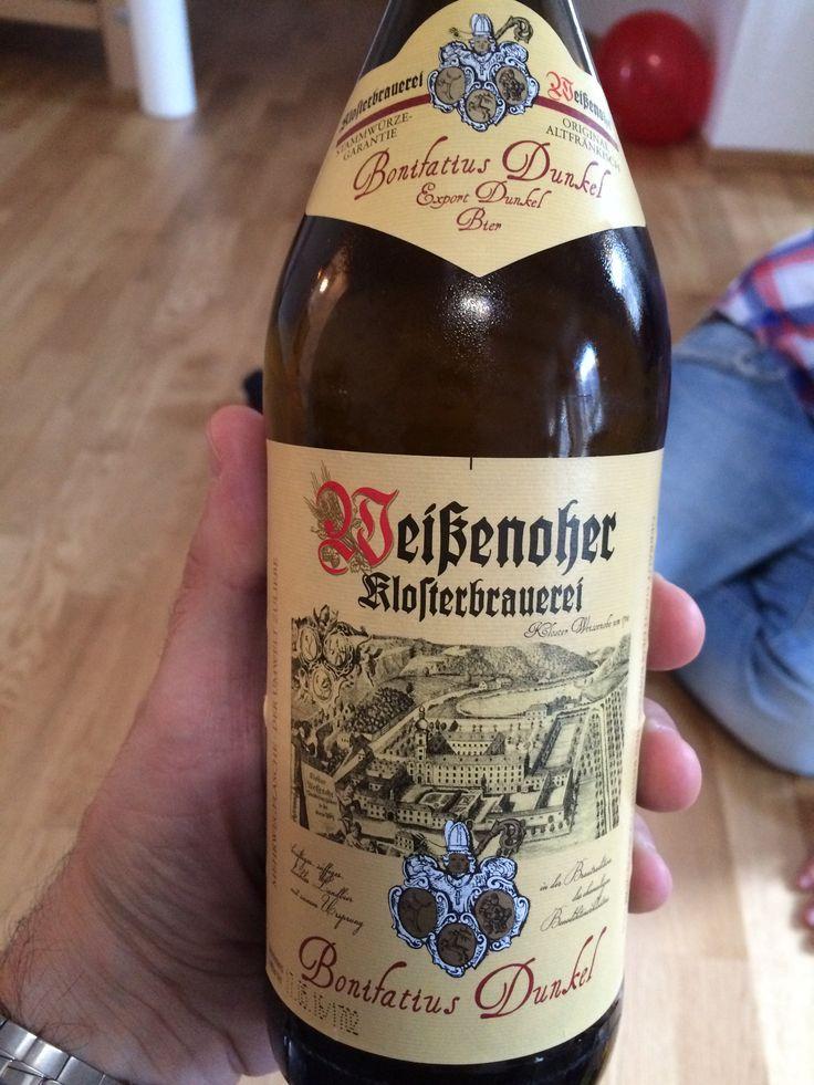 Nice Bavarian dunkel'
