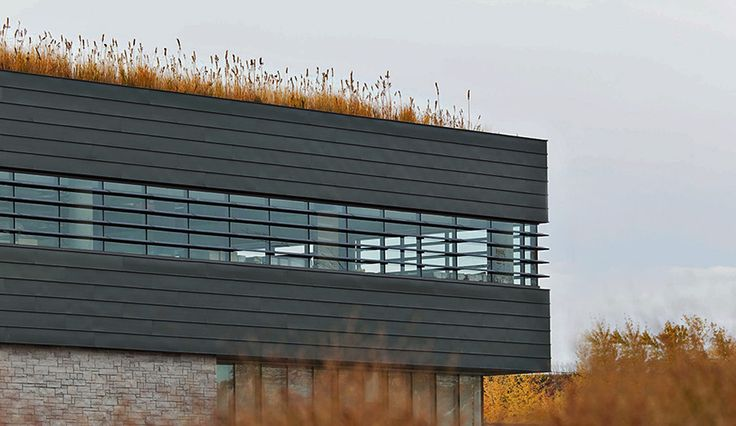 1000 images about 2 5 green roof on pinterest for Architecture zinc