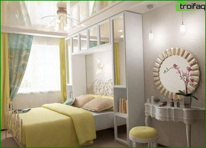 Bedroom Design 12 Square Meters 100 Photo Ideas Of The Interior And Layout Bedroom Design Interior Design Home Decor