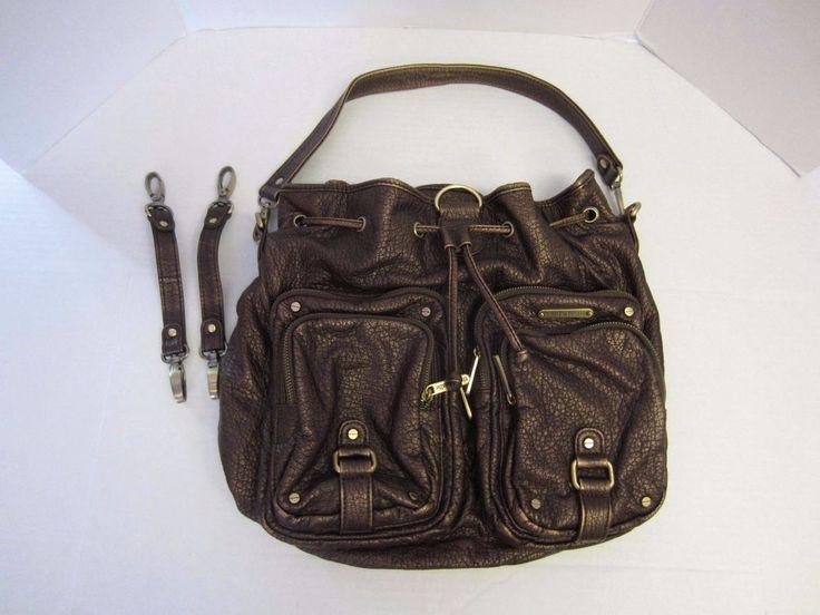 Timi Leslie Diaper Bag Backpack Espresso #timileslie