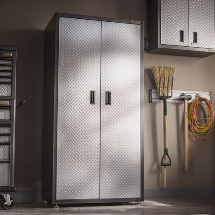Gladiator All Seasons Gear Closet Storage Cabinet - GAJG36GRDG