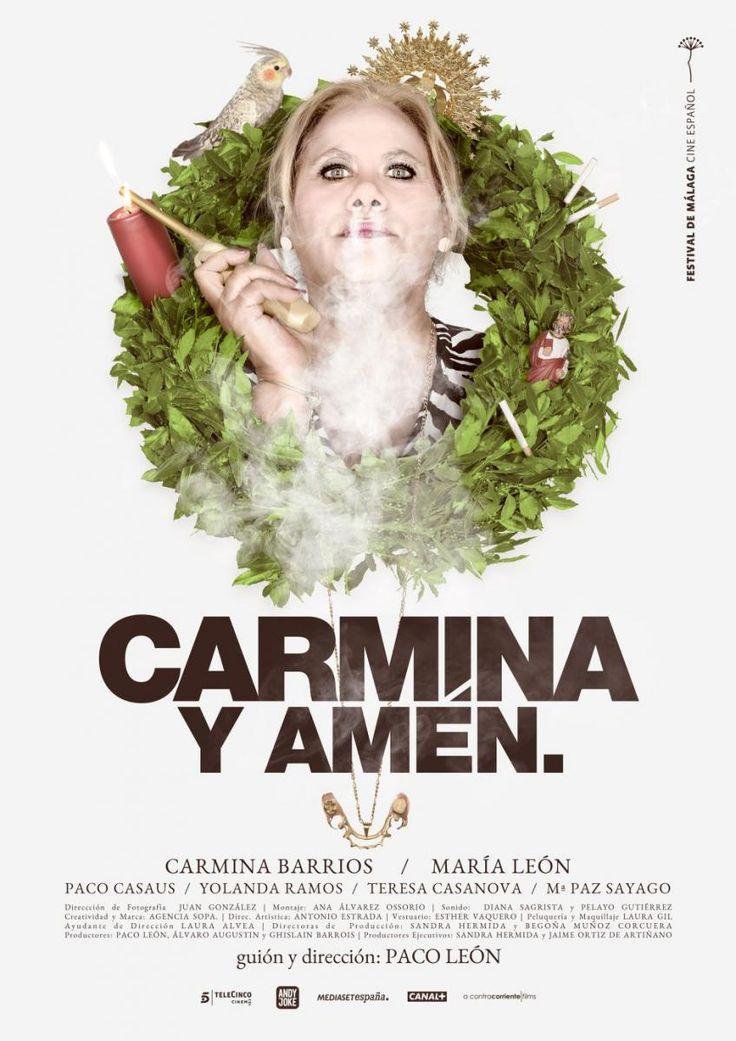 Carmina y amén (2014), Paco León.