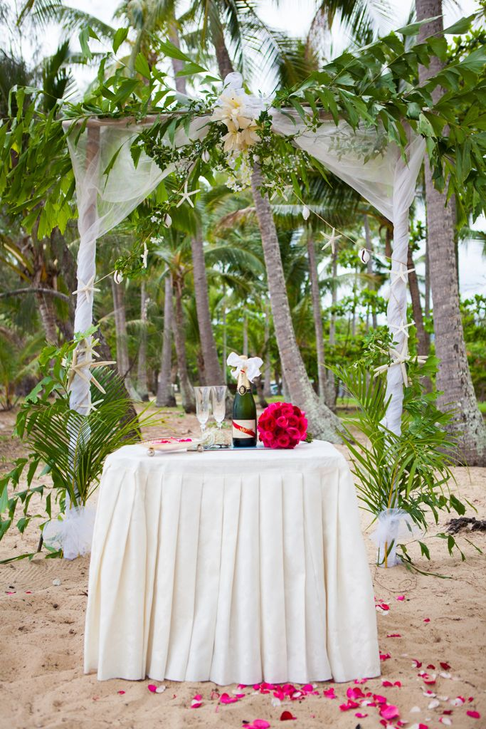 Arbour by barefeet weddings