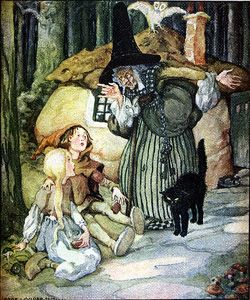 grimm's fairy tales illustrations