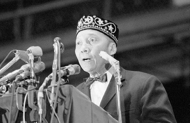 The Honorable Elijah Muhammad was the leader of the black separatist religious movement known as the Nation of Islam (sometimes called Black Muslims) in the United States. Muhammad was a fearless c...