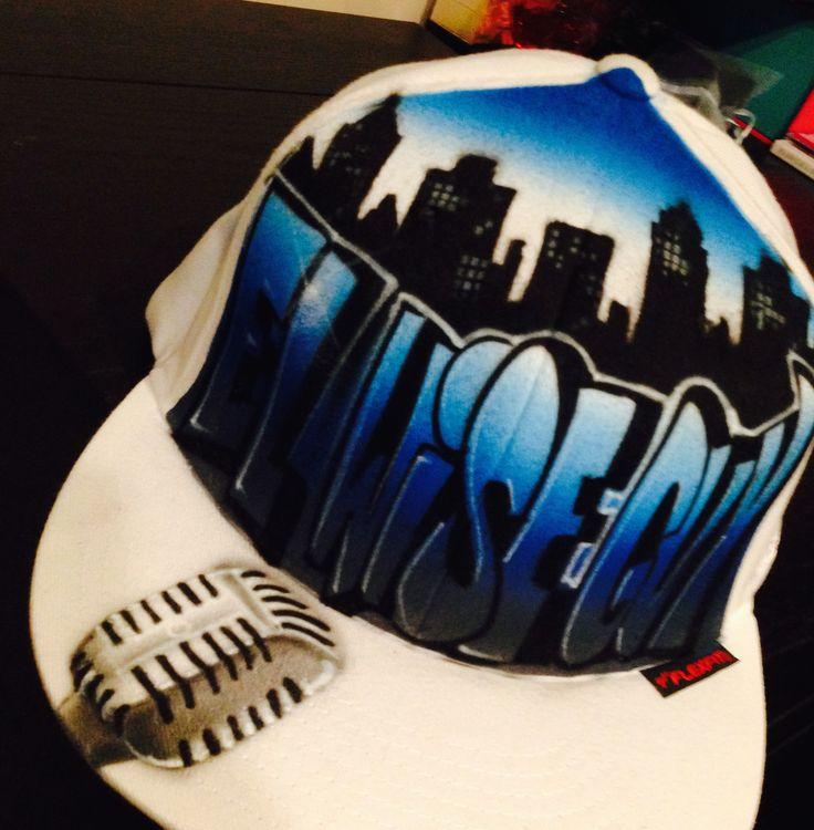 El Wise Guy Mic Hat.