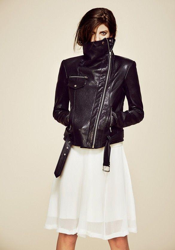 VEDA Mercer Jacket and Vine Skirt // #Shopping