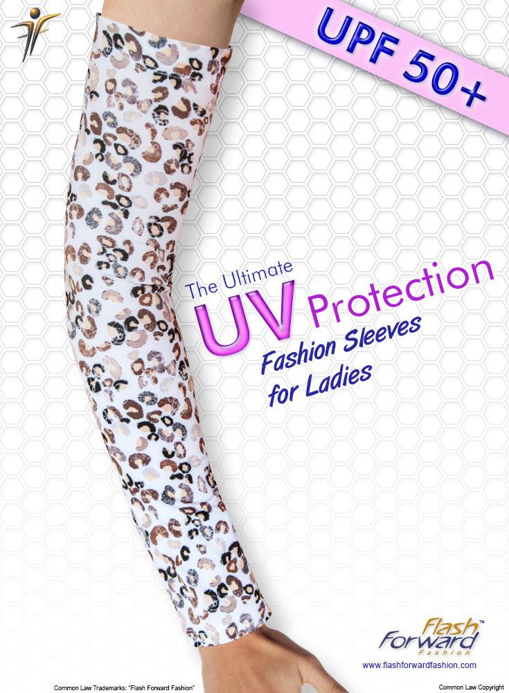 The ultimate UV protection sleeves for health and comfort keeping your skin cool and protected from the sun's harmful UV rays.