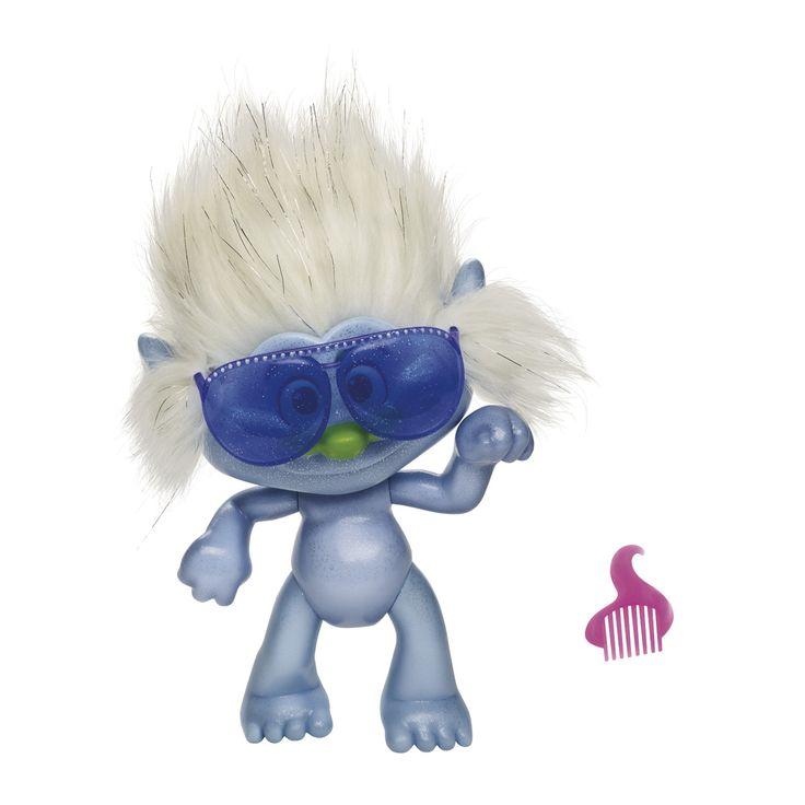 Guy diamante brillante 'Trolls' de HASBRO - Muñeco de Guy Diamante, de DreamWorks Trolls, inspirado en la película | El Corte Inglés