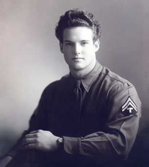 A young and strikingly handsome Steve Reeves, many years before Hercules.