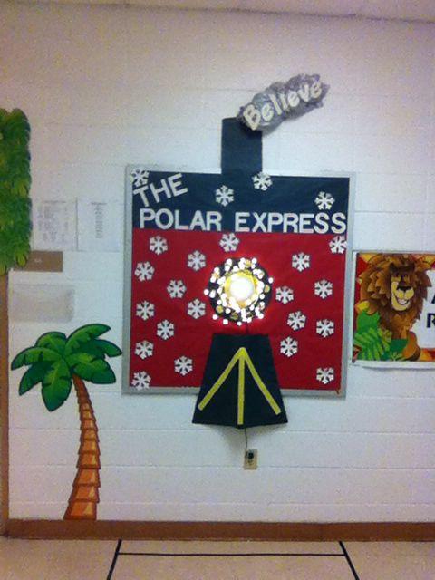 Polar Express Train 1 With Headlight The Polar Express