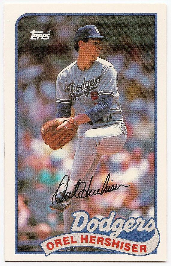 3 Dodger Baseball Talk Collection cards including by DadsOldAds, $2.99