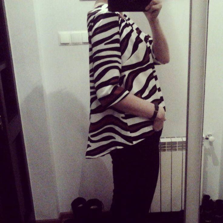 #burda032016 #isewmyownclothes  #zebraprint