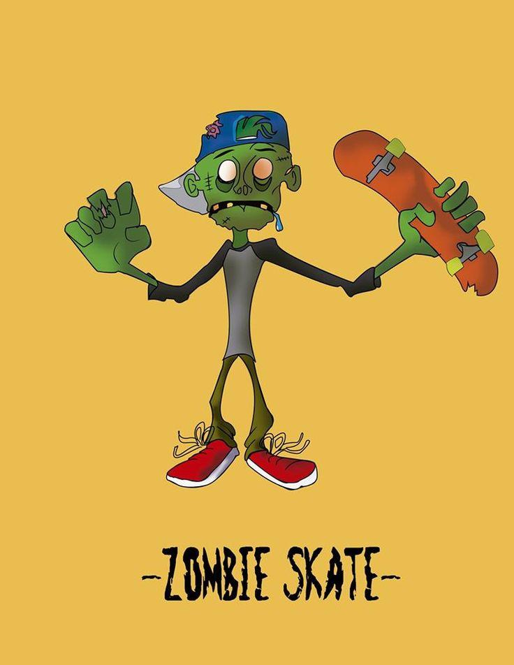 Zombie SKate