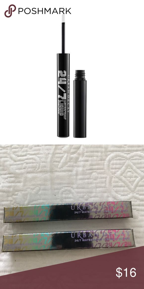 🆕 Urban Decay 24/7 Perversion Waterproof Eyeliner Brand new with tags!  ✨Reasonable Offers Welcomed  📬 Ships 1-2 Days  ❌ Comes from a  Smoke & Pet FREE home Urban Decay Makeup