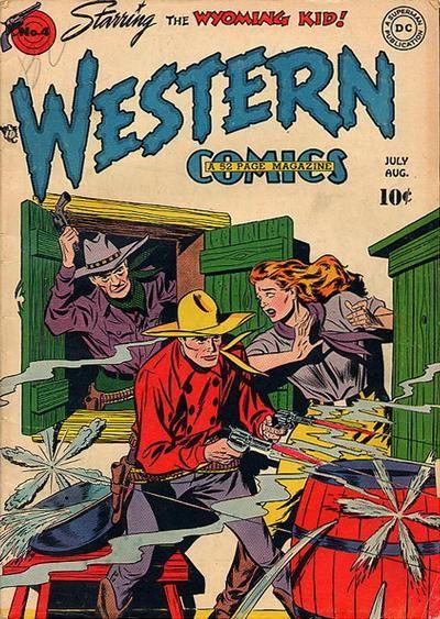 Western Comics #4