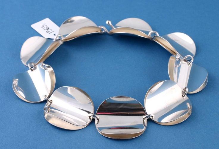 Tone Vigeland, Silver Necklace