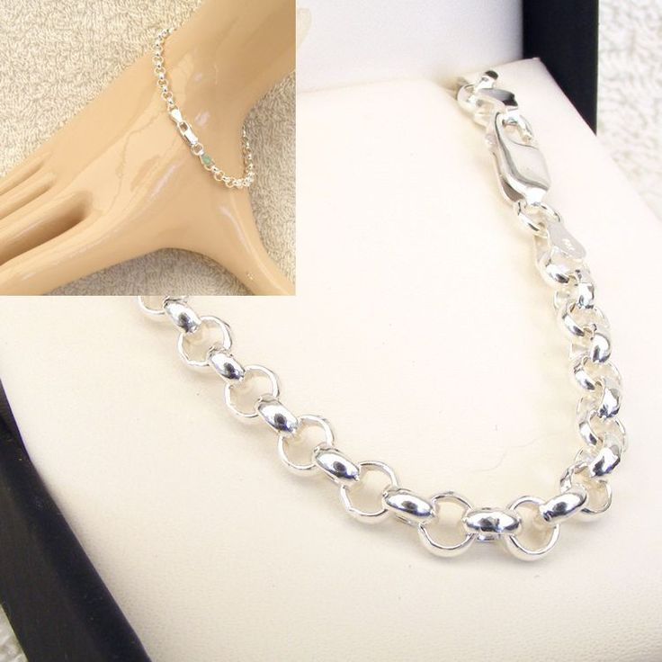 Buy Sterling Silver Belcher Chain (MM-BEL-0025) online at Chain Me Up