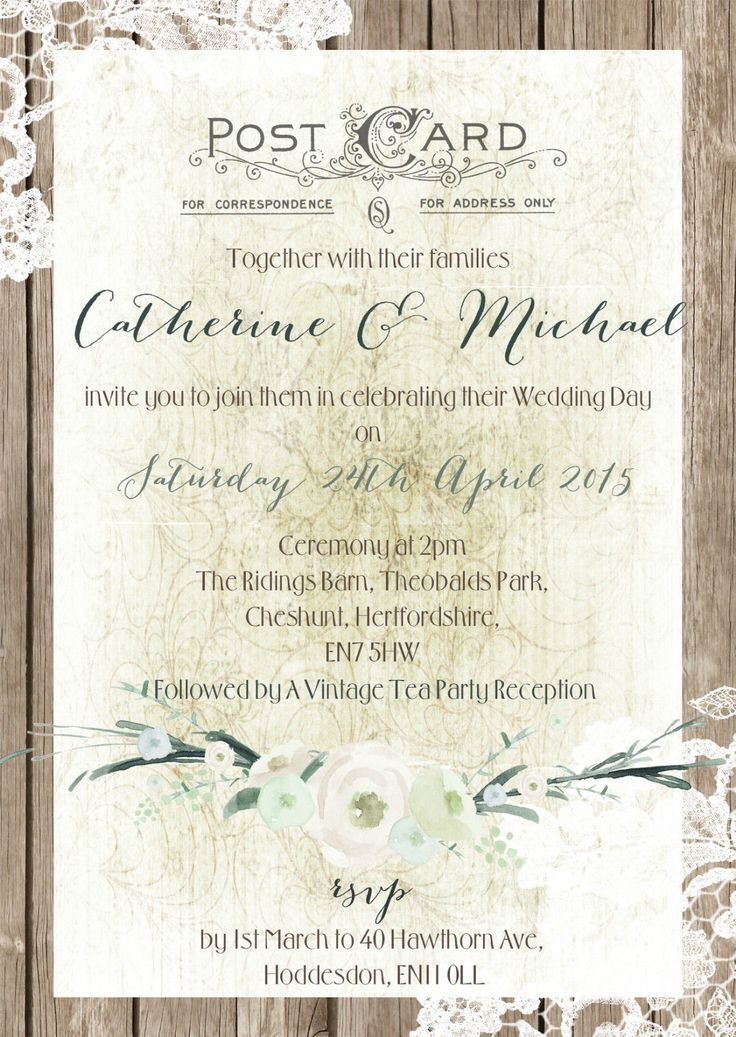 Beautiful Wedding Invitation Email Text for Friends