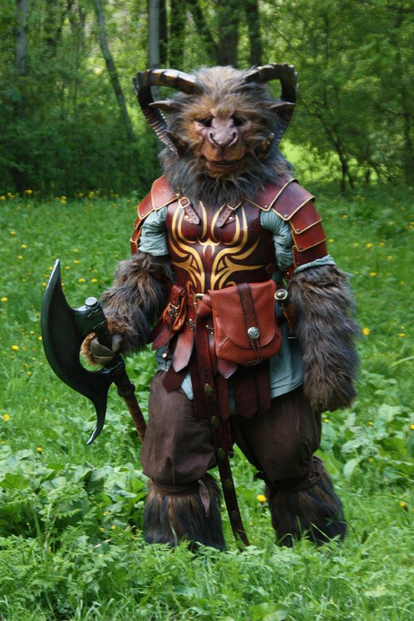 Lorac Draan(Goatman) Warrior My current LARP character played in the german Weltenbrand c&aign. & 802 best Costuming images on Pinterest | Costumes Fashion plates ...