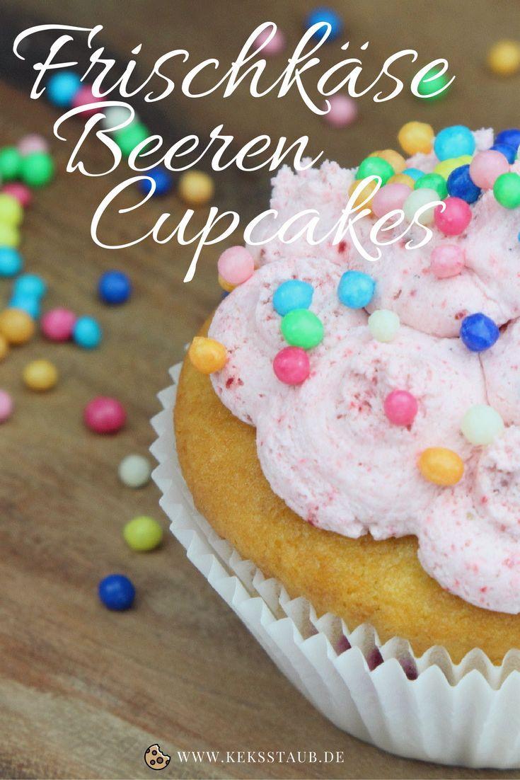 Tm Donnerstag Zuckerfreie Frischkase Beeren Cupcakes Kuchen Aus