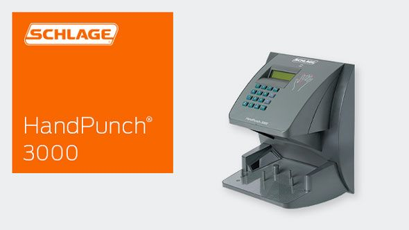 Buy Schlage HandPunch 3000 time attendance reader from LogIT ME fzco. It brings the accuracy and convenience of biometric technology easily. Best prices. Visit at:   http://logitme.com/ALLEGION-HP3000.php