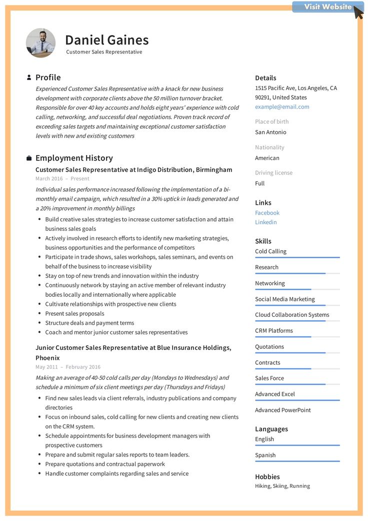 customer service resume template free  teacher resume