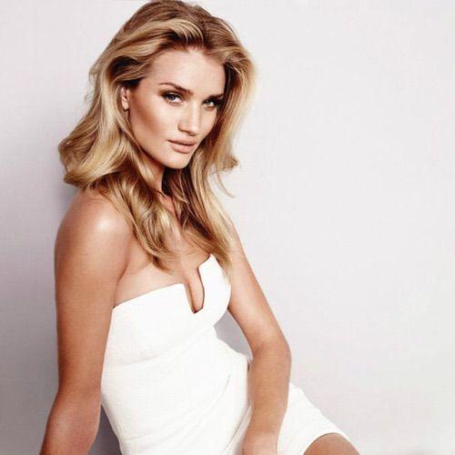 Image via We Heart It #angel #model #rosiehuntingtonwhiteley #Victoria'sSecret #magnificent