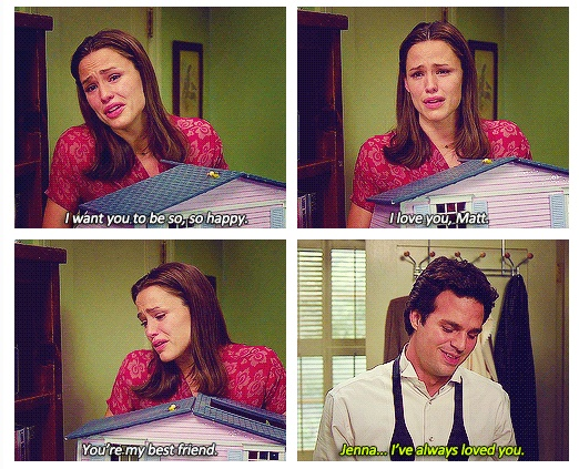 13 going on 30<3