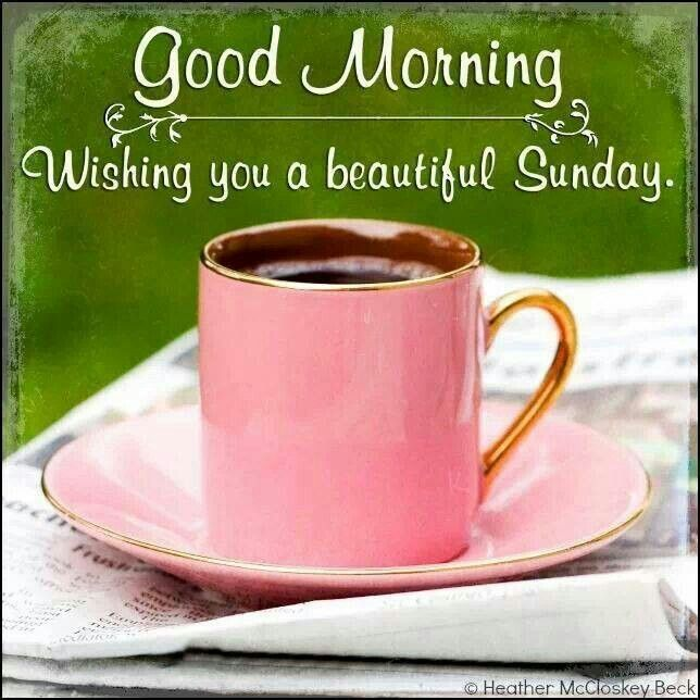 Good Morning Instagram World We Are Here Bright: Have A Blessed Sunday Y'all