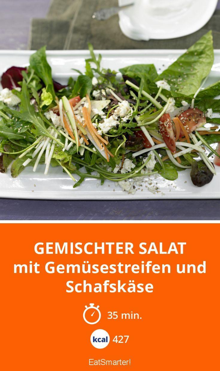 Salat kalorien verbrennen